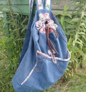 Пошив рюкзаков и сумок