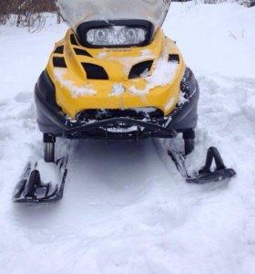 Снегоход Ski Doo Skandic SWT V-800