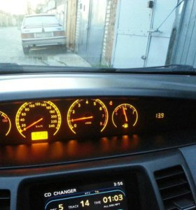 Панель приборов Nissan primera p12 рестайл