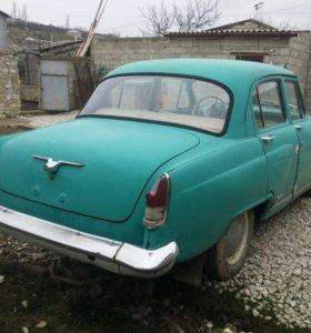 Волга м21 1959г