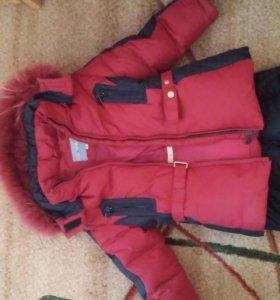 Зимний комбез с курткой фирма Bilemi