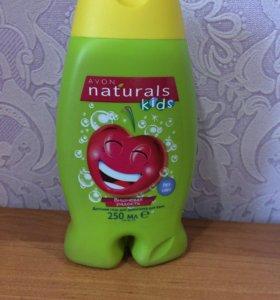 Детский гель для душа/пена для ванн