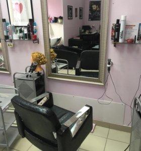 Сдаю кресла парикмахера