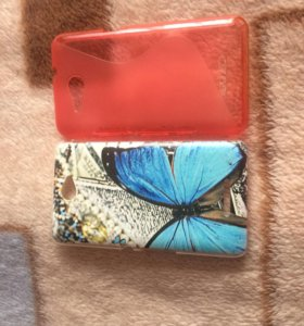Чехол для телефона Sony Xperia e4