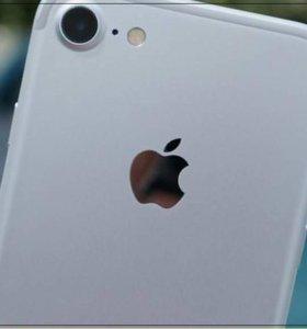 Реплика Iphone 7, новый, подарок - стекло, чехол