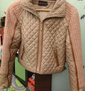 Куртка для осени. 2 в 1