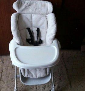 Механическая люлька-стульчик Combi