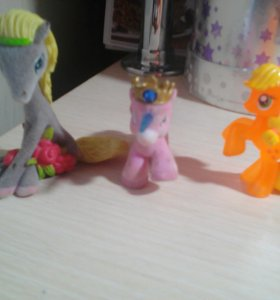 3 пони