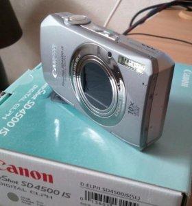 Фотоаппарат Canon PowerShot SD4500 IS
