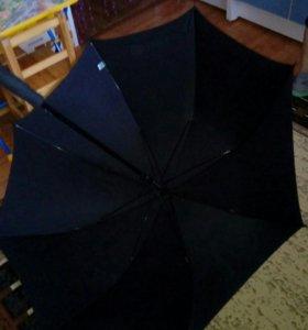Зонт трость ауди.