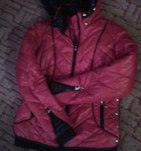 Куртка осень-веснаподростковая