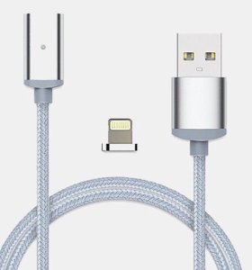 Кабель iPhone Magnetic Cable (Lightning)