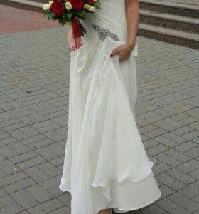 Для красавиц платье свадебное