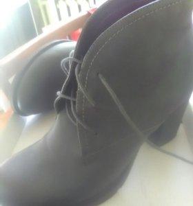 Ботинки женские д/с