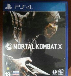 Игра mortal combat x