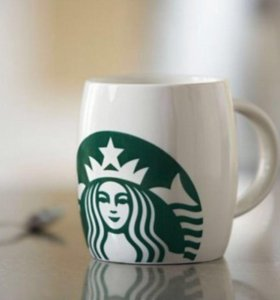 Кружка Starbucks срочно