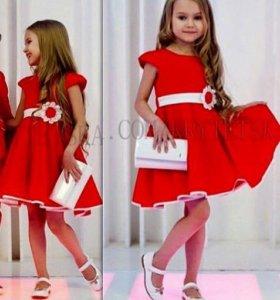 Нарядное платье, размер 86