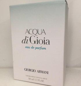 Парфюмерная вода Giorgio Armani Aqua di Gioia