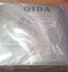 Пистолет для этикеток с иглами новый