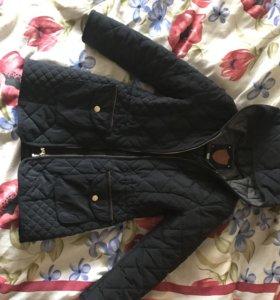 Куртка для девочки)