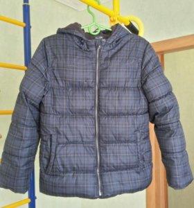 Куртка на мальчика 11-12 лет.