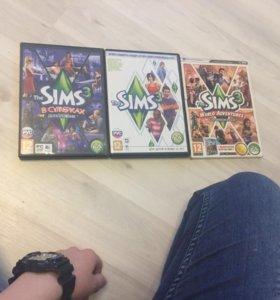 SIMS3 ✨