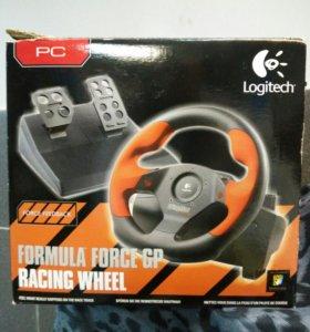 Logitech formula force gp