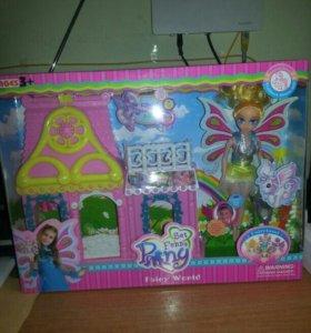 Игрушечный набор для девочек феи