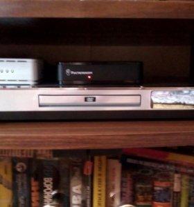 DVD проигрыватель Караоке LG DKS 6100