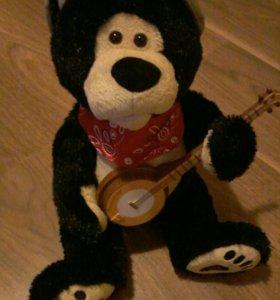 Мягкая музыкальная игрушка