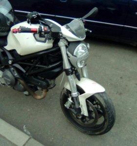 Ducati Monster 696 2011 на ходу обмен,торг