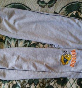 Спортивные штаны и джинсы