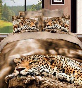 Комплекты постельного белья 3Д