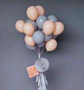 Летающие воздушные шарики