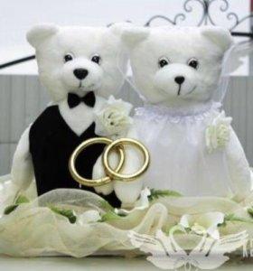 Свадебные украшения на прокат.