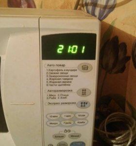 Свч печь(микроволновая печь)