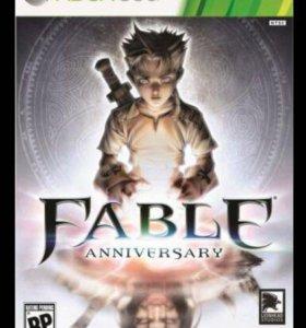 Игра на xbox 360 fable anniversary