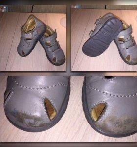 Туфли фирмы Тотто.