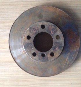 Ступица, тормозной диск, датчик АБС bmw f20-30