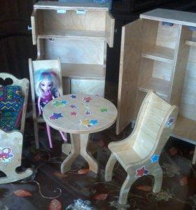 Игрушечная мебель
