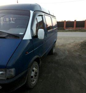 Газель 2705 фургон
