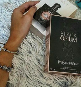 BLACK OPIUM YSL+Подарок