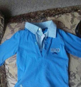 Кофточка рубашка новая