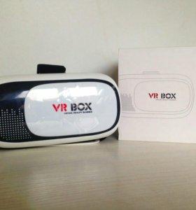 Очки виртуальной реальности vr-box2.0 с пультом