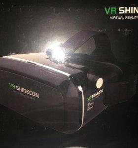 VR 3 D очки пульт блютуз.