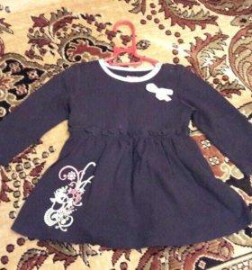 Платье на девочку .