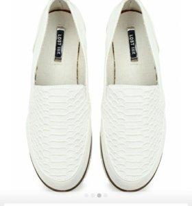 Туфли люферы