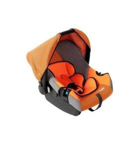 Автокресло SIGER (КРЕС0069) ЭГИДА, оранжевый