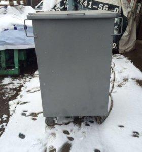 Мусорный контейнер 0,75 куба ,бак для ТбО.