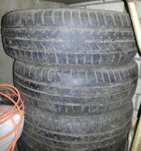 Комплект летних колес радиус 13